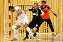 Českolipští Démoni se už podruhé za sebou představí v Chance futsal lize díky tomu, že zanikl některý z klubů, tentokrát Rádio Krokodýl Brno.