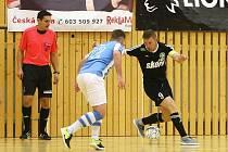 Čtvrtou porážku v řadě utrpěli prvoligoví futsalisté České Lípy v dalším kole Chance futsal ligy.