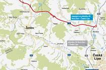 Mapa místa.