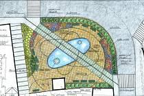 Návrh Jeřábkova náměstí od Miroslava Pavljuka.