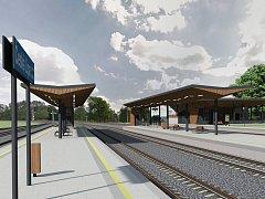 Švédská firma Skanska postaví nové nádraží v České Lípě. Modernizace za miliardu korun zahrnuje výstavbu nové nádražní odbavovací budovy, nového podchodu, tří nástupišť s ocelovým zastřešením a výtahů i nového signalizačního systému.