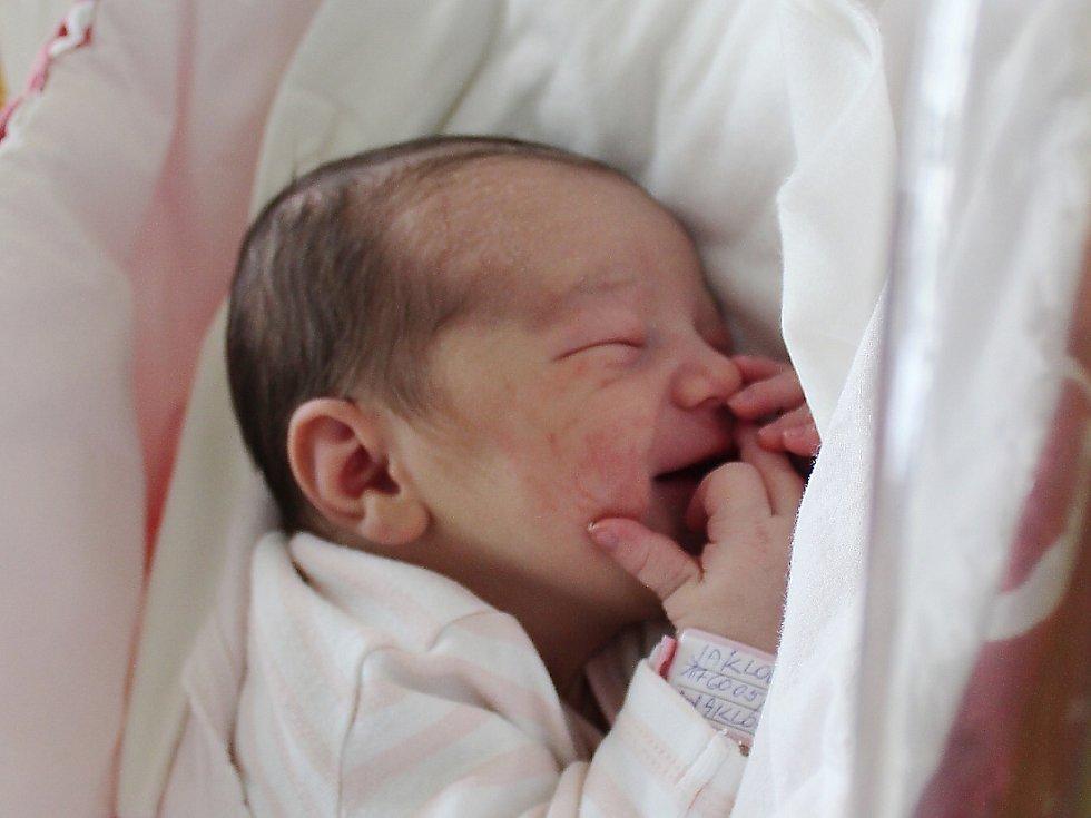Mamince Elišce Jaklové z České Lípy se ve čtvrtek 5. října ve 13:14 hodin narodila dcera Daniela Jaklová. Měřila 50 cm a vážila 3,65 kg.
