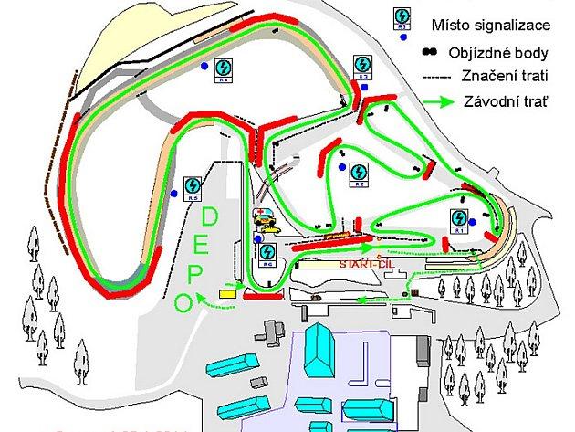 MOGUL driving cup má 25. ledna před sebou třetí závod z šestidílné série závodů pro amatéry v Sosnové.