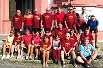 Účastníci setkání zavítali také do baziliky sv. Vavřince a sv. Zdislavy v Jablonném v Podještědí.