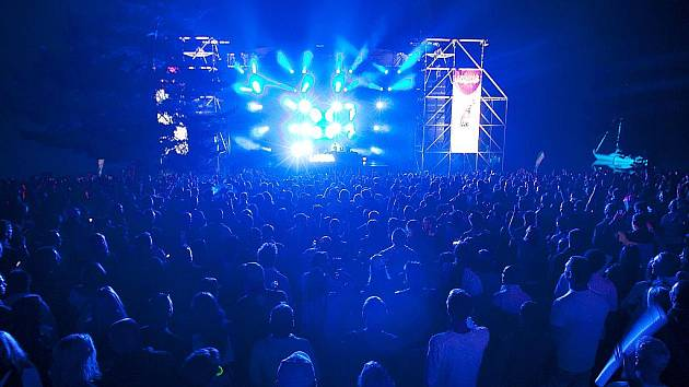 Mácháč patří mezi největší evropské festivaly taneční hudby, pravidelně nabízí to nejlepší z aktuální světové taneční scény.