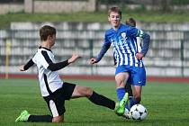 Žáci U15: Arsenal Česká Líla - Semily 3:4.