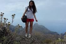 Studentka Alena Brabencová cestuje a pomáhá, kde se dá. I proto uspěla v soutěži Nejaktivnější středoškolák 2016.