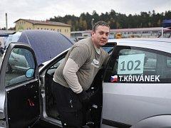 První závod oblíbené mimosezonní série na Autodromu v Sosnové u České Lípy se konal v neděli 22. října.