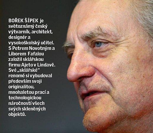 Bořek Šípek.