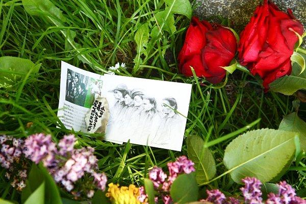 Pochod by se měl příští rok, k70. výročí konce války, rozšířit opřipomínku dalšího pochodu smrti, který šly jiné lidické ženy.