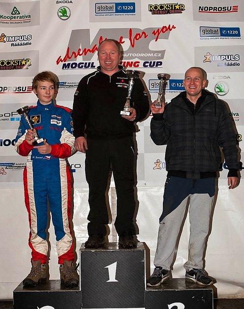Uplynulá sobota na autodromu vSosnové patřila amatérským závodníkům MOGUL driving cupu.