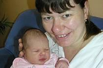 Mamince Zuzaně Šťastné z Provodína se 22. listopadu v 1:35 hodin narodila dcera Anna Šťastná. Měřila 50 cm a vážila 3,53 kg. Blahopřejeme.