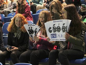 Florbalisti hostili Bohemians na zimním stadionu
