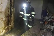 Hned dvakrát vyjížděli v listopadu během jediného hasiči ze Zákup k požáru komínu domu v Borské ulici.