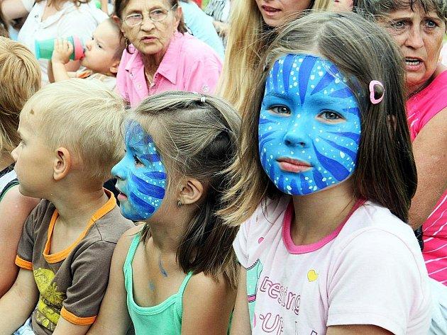 Bohatý program připravili organizátoři letních slavností v Žandově.