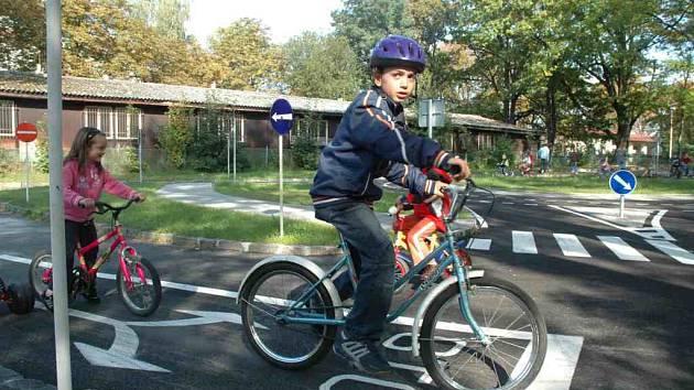 Důležitým prvkem snižování dopravní nehodovosti je dopravní výchova dětí.