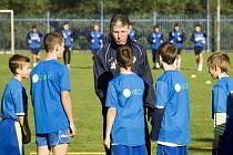 Zkušenosti s ligovým fotbalem sbírali hráči českolipské Lokomotivy.