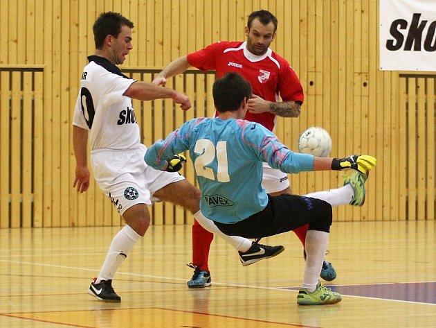 FC Démoni Česká Lípa - Dalmach Turnov 2:6.