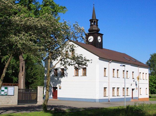 Městský úřad v Ralsku - Kuřívodech.