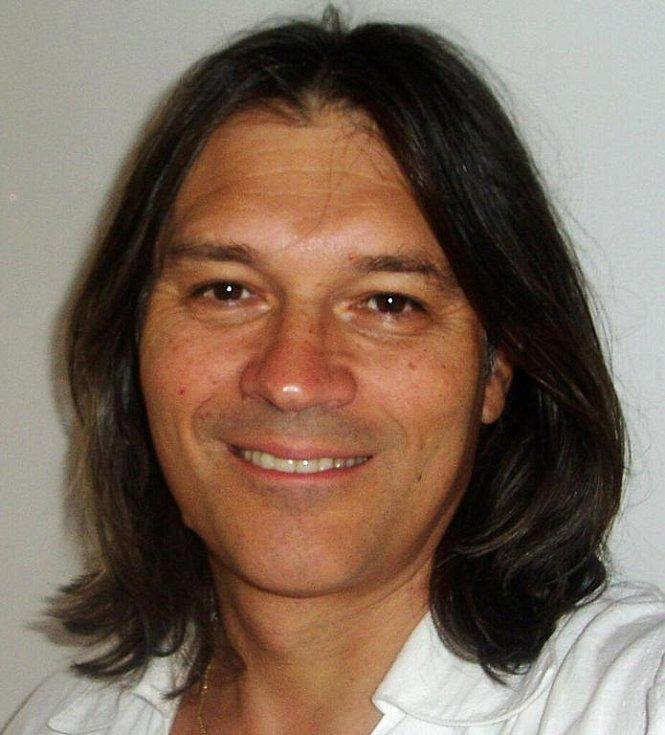Astrolog Milan Gelnar.