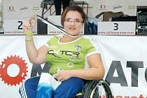 Zlatá z Berouna. Petra Hurtová může být na sebe hrdá.
