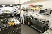 Kuchyně hotelu Port.