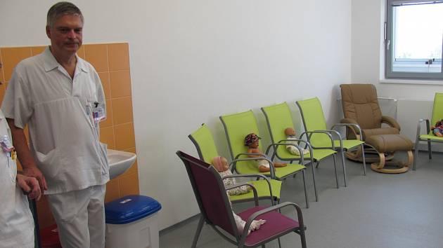 Nemocnice otevřela novou JIP pro novorozence.