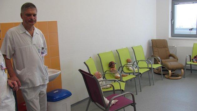 Česká Lípa JIP nemocnice s poliklinikou dětské oddělení