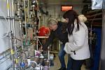 Výrobu paliva bioCNG zodpadní vody spustili vČeské Lípě.