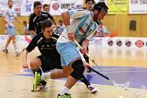 Domácí FBC první semifinále nakonec prohrál 4:7.