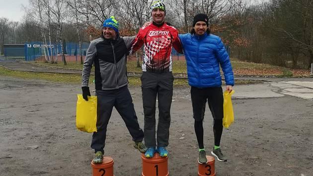 Českolipským běžcům se závod vydařil.