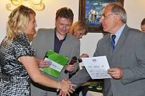 V Clarion Grandhotelu Zlatý lev v Liberci se včera uskutečnilo poslední oficiální setkání organizátorů Her IV. zimní olympiády dětí a mládeže 2010, která se uskutečnila na přelomu února a března letošního roku v Libereckém kraji.