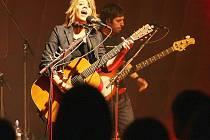 Show plnou barev a zejména písně z nejnovějšího alba Jsem přivezla jedna z nejoblíbenějších zpěvaček Aneta Langerová do České Lípy.