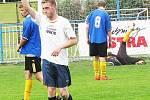 Dorostenci Doks vyhráli svůj poslední zápas v I. A třídě 14:0 a mohli slavit postup do krajského přeboru.