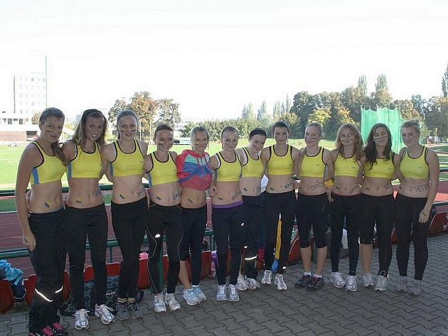 Družstvo starších žákyň AC Česká Lípa vybojovalo postup na MČR.