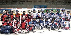 Přípravka HC Predators Česká Lípa slavila tři vítězství.