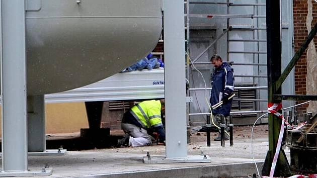 Nové zařízení v novoborských teplárnách bude vyrábět i elektřinu.