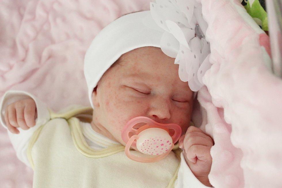 Rodičům Lucii Trnkové a Josefu Kubelkovi z Varnsdorfu se v pondělí 17. srpna v 8:40 hodin narodila dcera Amélie Kubelková. Vážila 2,75 kg.