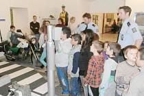 Návštěva v Pražském policejním muzeu.