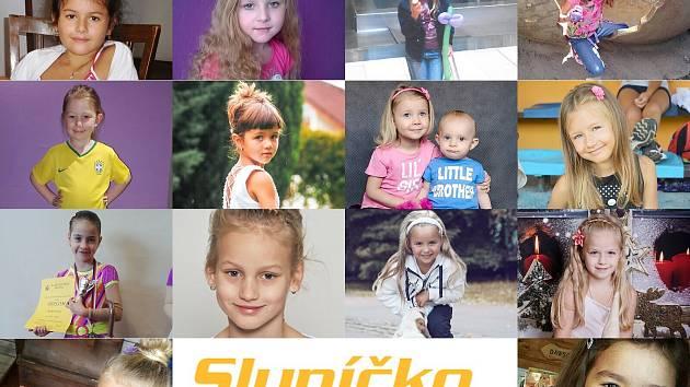 O titul Sluníčko Deníku bude soutěžit čtrnáct slečen.