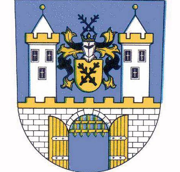 Znak České Lípy.