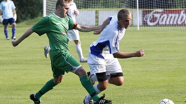 První přípravný zápas čeká fotbalisty Nového Boru v neděli.