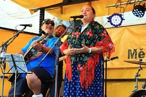 Na slavnostech Zákupech vystoupí kapela Fleret.