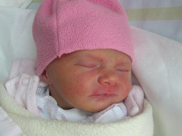 Rodičům Martině Vinterové a Janu Bílkovi z České Lípy se ve středu 16. listopadu ve 12:05 hodin narodila dcera Anna Marie Bílková. Měřila 45 cm a vážila 2,39 kg.
