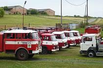 Den dobrovolných hasičů v Brništi nabízí možnost poznat práci hasiče zblízka.