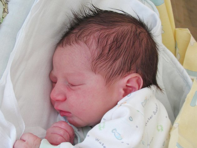 Rodičům Veronice a Davidovi Hábovým z Mimoně se v pondělí 7. září ve 14:45 hodin narodil syn David Hába. Měřil 50 cm a vážil 3,1 kg.