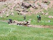 Členové  spolku ZOOGEOS dokumentovali základní typy přírodního prostředí a zároveň podle svého zaměření sledovali výskyt živočichů a rostlin.