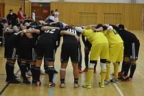 Futsalový klub Démoni Česká Lípa.