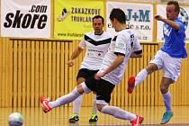 Klub FC Reas si v neděli večer ve sportovní hale v České Lípě odbyl svou letošní domácí premiéru.