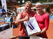 Závěr turnaje patřil finále dvouhry, ve kterém zvítězila Slovenka Anna Karolina Schmiedlová, která po výměně trenéra bojuje o návrat na vrchol světového žebříčku.